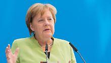 Telefonat mit Präsident Ruhani: Merkel will über Irans Raketen verhandeln
