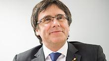 Regierungsbildung in Katalonien: Puigdemont gibt endgültig auf