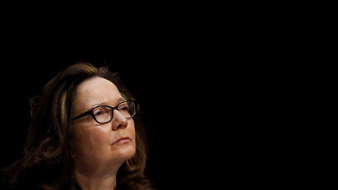 Gina Haspel gehört der CIA seit 1985 an.