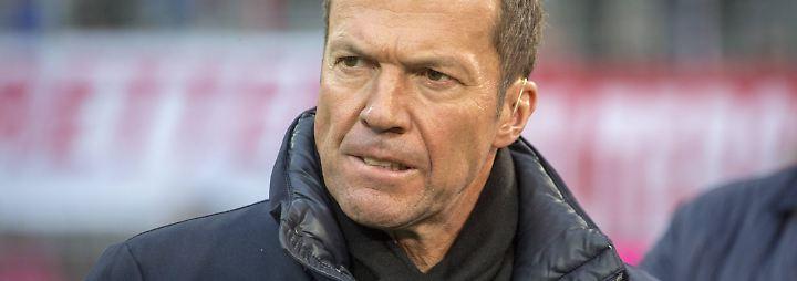 """""""Wäre, wäre, Fahrradkette"""" (Lothar Matthäus in einer Sky-Analyse am 1. Spieltag)"""