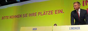 RTL/n-tv Trendbarometer: Fast ein Drittel könnte FDP wählen