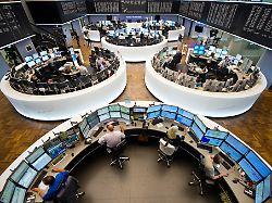 Böiges Börsenwetter: Dax erwartet Gegenwind