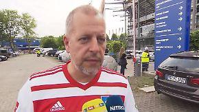 """HSV-Stadionsprecher Lotto King Karl: """"Haben keine Ahnung, wie zweite Liga geht"""""""