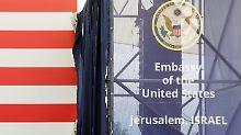 """""""Könnte spaltender nicht sein"""": Röttgen kritisiert US-Botschaftsumzug scharf"""