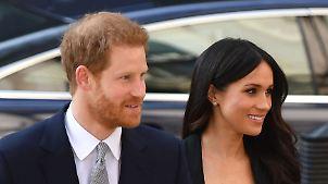 Thema: Hochzeit von Prinz Harry und Meghan Markle