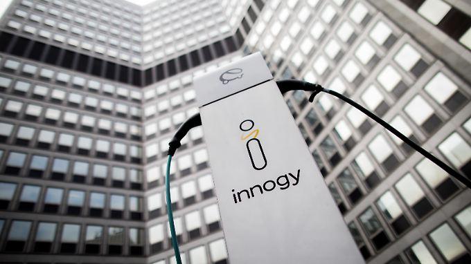 Im Geschäft mit der Elektromobilität erwartet das Management von Innogy einen Verlust von 50 Millionen Euro.