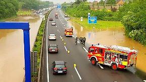 Waldbrandgefahr und Überschwemmung: Muttertag versinkt im Wetterchaos