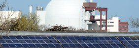 Energiewende lässt Preise steigen: Viele Verbraucher wollen lieber wieder Atomstrom