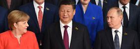 Plötzlich erscheint die Kluft zu schwierigen Ländern wie Russland und China nicht mehr so groß wie bisher.