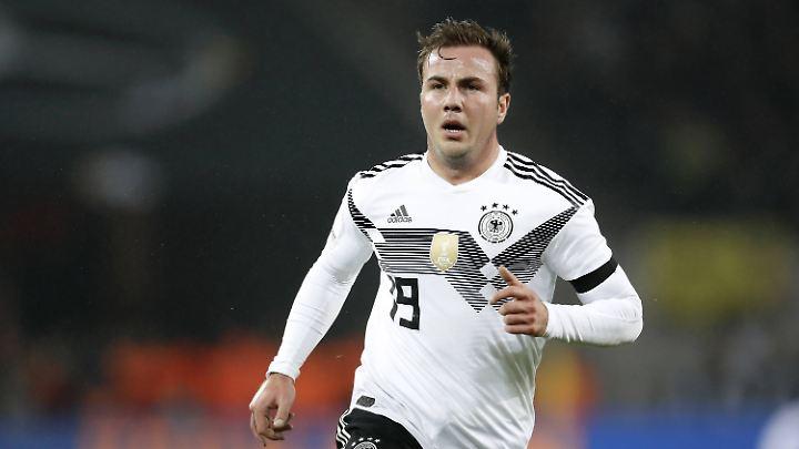 Enttäuschter WM-Held: Mario Götze.