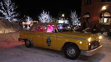 """Von außen fast unscheinbar, hat es das """"Ultimate Taxi"""" von Jon Barnes aber in sich."""