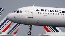 Krisen-Airline hofft auf Ruhe: Spitzenpolitikerin soll Air France retten
