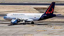 Flugausfälle am Mittwoch: Pilotenstreik lähmt Brussels Airline