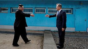 Treffen mit Südkorea abgesagt: Kim droht Friedensgipfel mit Trump platzen zu lassen