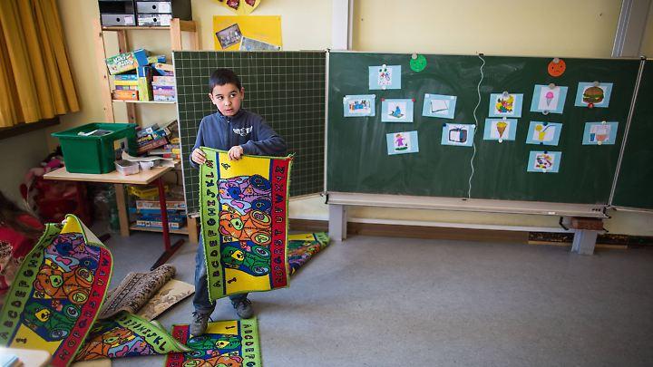 Viele Schüler in Deutschland nehmen das Fasten sehr ernst.