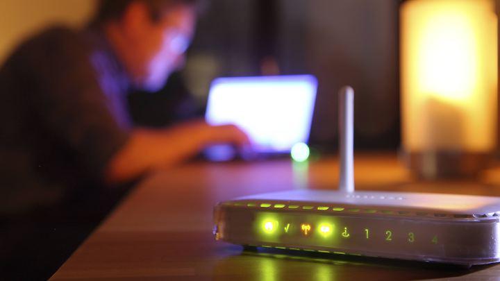 Über den Router drangen die Hacker in das Netz von Netcom BW ein.