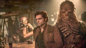 """Ehrenreich in den Fußstapfen von Ford: """"Solo: A Star Wars Story"""" feiert Premiere in Cannes"""
