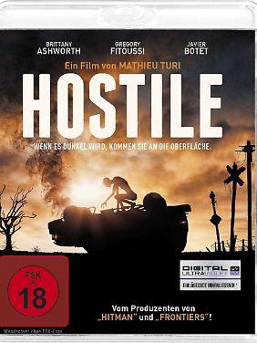 """""""Hostile"""" ist bei Splendid erschienen."""