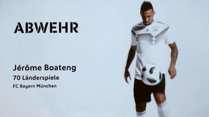 Vorläufiger WM-Kader des DFB: Löws 27