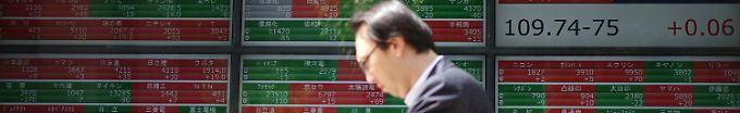 Der Börsen-Tag: 06:21 Italien und Ölpreise halten Nikkei in Schach