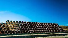 Verzicht oder Handelskrieg: Trump erpresst Merkel bei Nord Stream 2