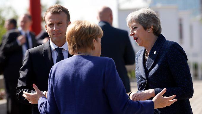 Die EU-Staaten debattieren in Sofia über weitere Erweiterungen.