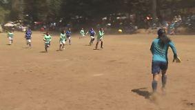 Gewalt gegen Frauen: Fußball soll Mexikanerinnen selbstbewusster machen