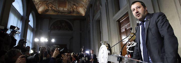 Koalition der EU-Kritiker: Italien schockt mit Forderung nach Schuldenerlass