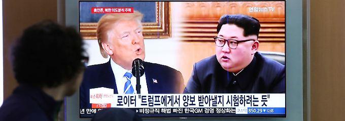 Trump sagt Nordkorea-Gipfel ab: Der Traum vom Frieden ist geplatzt
