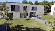"""n-tv Ratgeber: KfW-Award """"Bauen und Wohnen"""", Platz 3 beim Neubau"""