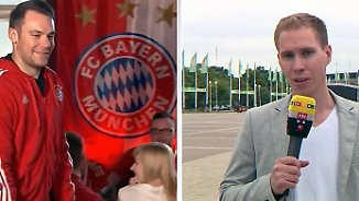"""Jonas Gerdes über Neuer-Rückkehr: """"Er konnte das volle Pensum abspulen"""""""