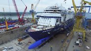 Ratgeber - Reportage: Thema u.a.: Kreuzfahrt-Schiff
