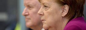 RTL/n-tv Trendbarometer: CDU und CSU büßen an Beliebtheit ein
