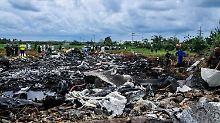 Absturzursache in Kuba unklar: Behörden finden den Flugschreiber