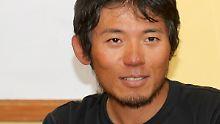 Nobukazu Kuriki wurde 36 Jahre alt.