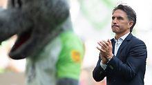 Relegationsgipfel in Kiel: Wolfsburg kämpft gegen die Peinlichkeit