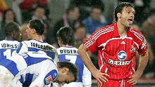 Spielte Mitte der 2000er für Köln: Alpay Özalan (r.)