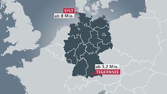 Steigende Kaufpreise in Deutschland: In diesen Regionen sind Ferienhäuser fast unerschwinglich