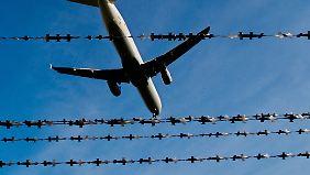 Piloten verweigern Beförderung: Fast jede zweite Abschiebung wird abgebrochen