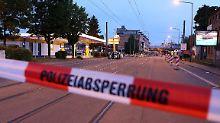 Heikle Mission in Dresden: Raketenaufsatz soll Bombe entschärfen
