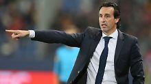 """Von PSG zu den """"Gunners"""": Emery beerbt Arsenal-Legende Wenger"""