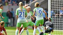 Champions League-Titel im Visier: Wolfsburger Frauen jagen das Triple