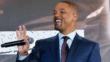 Der Fresh Prince und die WM: Will Smith macht endlich wieder Musik