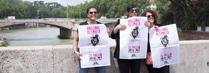 Paragraf 184 regelt den Schwangerschaftsabbruch in Italien.