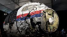 Abschuss der MH17: Westen drängt Russland zur Mithilfe