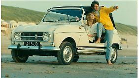 Auch der Renault 4 Plein Air fand schnell seine Fans.
