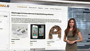 n-tv Netzreporterin: Vorsicht vor #Plagiaten bei Online-Einkäufen