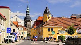 Bad Schandau ist die inoffizielle Hauptstadt der Region.