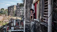 Überlebenskampf in der Ruine: Rios Palast der Hoffnunglosen