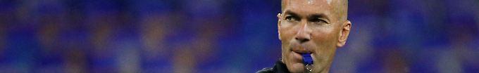 Der Sport-Tag: 15:10 Zinédine Zidanes ist Reals wirkliche Waffe